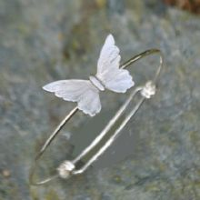 Butterfly bangle EB04